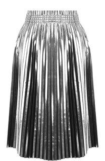 Юбка с эластичным поясом в складку Mm6