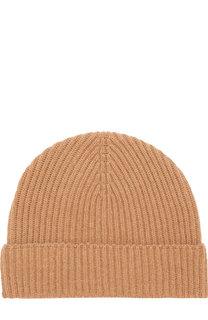 Кашемировая шапка с отворотом Johnstons Of Elgin