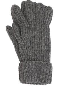 Кашемировые вязаные перчатки Johnstons Of Elgin