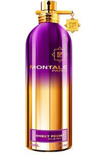 Парфюмерная вода Sweet Peony Montale