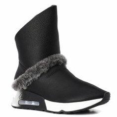 Ботинки ASH LAIKA черный