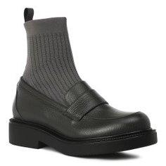 Ботинки GIOVANNI FABIANI G5296 темно-серый