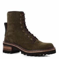 Ботинки SEE by CHLOE SB31040A темно-зеленый