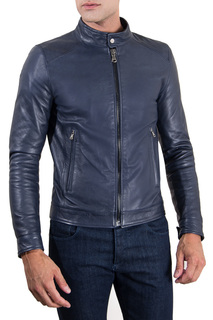 Leather jacket AD MILANO