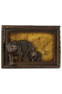 "Картина ""Медведи"" Русские подарки"