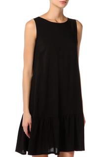 Платье Миди с коротким воланом Alina Assi