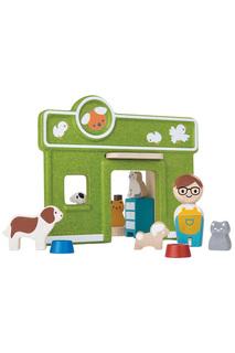 Набор Ветеринарная клиника Plan Toys