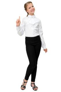 Комплект: блузка, манишка Ladetto