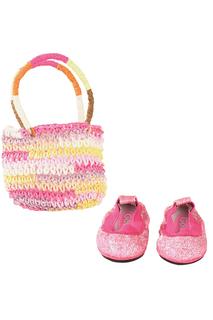 Набор: сумка и обувь Gotz