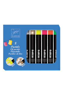 Набор пастельных карандашей Djeco