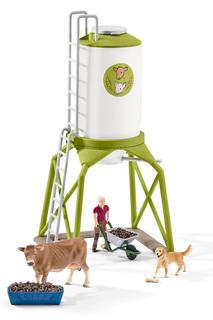 Набор корма с животными Schleich