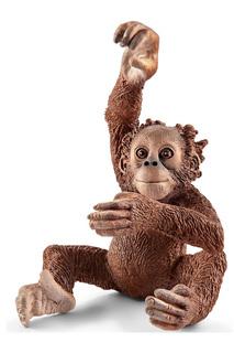 Орангутан, детеныш Schleich