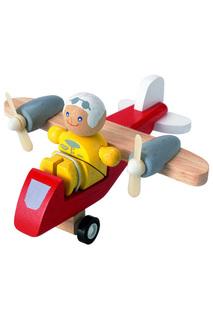 Самолетик с пилотом Plan Toys