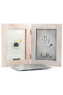 Фоторамка со слепком Baby Art Русские подарки