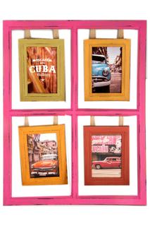 """Фоторамка-коллаж """"Куба"""" Русские подарки"""