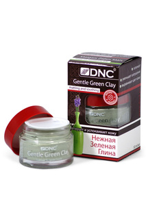 Нежная зеленая глина, 50 мл DNC