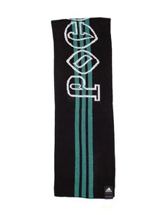 Черный шарф Adidas ГОША РУБЧИНСКИЙ