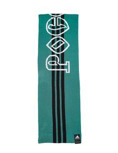 Зеленый шарф Adidas ГОША РУБЧИНСКИЙ