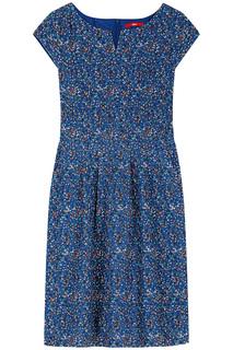Платье из хлопка S.Oliver