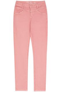 Розовые брюки Tom Tailor