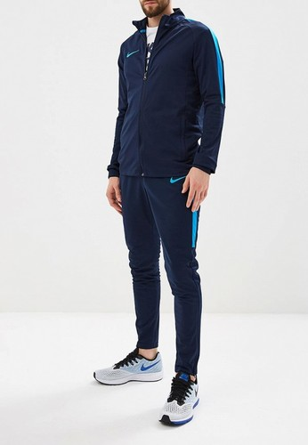 096b1bdd7ea0 Синий мужской спортивный костюм (30 фото) модели от Adidas, Nike и ...