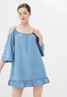 Платье джинсовое Code