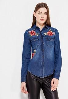 Рубашка джинсовая Koralline