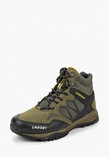 Ботинки трекинговые Crosby
