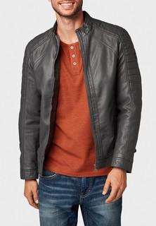 Куртка кожаная Tom Tailor