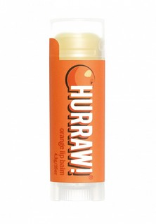 Бальзам для губ Hurraw!