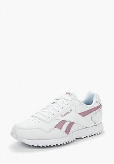 4e8041b5 Купить женские кроссовки и кеды из натуральной кожи Reebok в ...