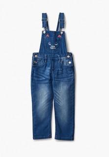 Комбинезон джинсовый Modis