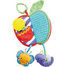 """Развивающая игрушка-книжка """"Яблочко"""" с прорезывателем Mattel"""