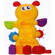 """Игровой набор для купания """"Веселая гусеница"""" Xing Long Da Toys"""
