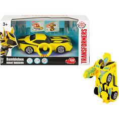 """Робот-машинка Dickie Toys """"Трансформеры"""" Бамблби, 15 см"""