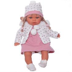 """Кукла Juan Antonio Munecas """"Дана"""", 37см."""