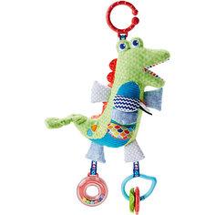 """Развивающая игрушка Fisher-Price """"Крокодил"""" Mattel"""