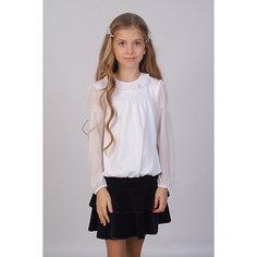 Блузка Белый снег для девочки