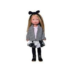 """Кукла Vestida de Azul """"Весна Оп-Арт"""" Карлотта блондинка, 28 см"""