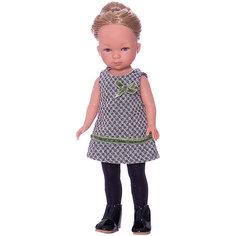 """Кукла Vestida de Azul """"Весна в стиле Тиффани"""" Карлотта блондинка, 28 см"""
