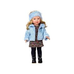"""Кукла Vestida de Azul """"Зима Casual"""" Корал блондинка, 45 см"""