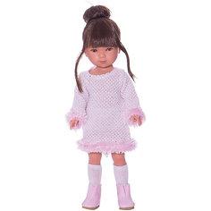 "Кукла Vestida de Azul ""Весна Шебби Шик"" Карлотта брюнетка, 28 см"