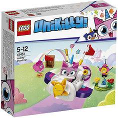 Конструктор LEGO Unikitty 41451: «Машина-облако»