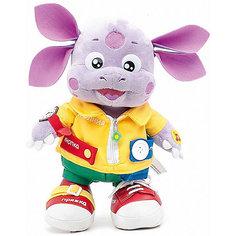 Мягкая игрушка Мульти-Пульти Лунтик учит одеваться Умка