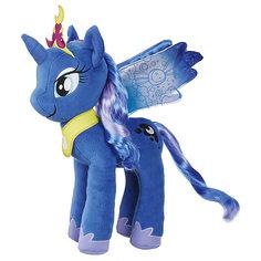 """Мягкая игрушка My little Pony """"Большие пони"""" Принцесса Луна, 30 см Hasbro"""