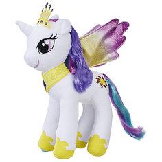 """Мягкая игрушка My little Pony """"Большие пони"""" Принцесса Селестия, 30 см Hasbro"""