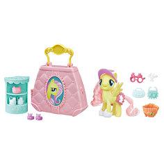 """Игровой набор My little Pony """"Возьми с собой"""" Флаттершай Hasbro"""