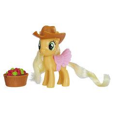 """Игровая фигурка My little Pony """"Волшебный сюрприз"""" Эплджек Hasbro"""