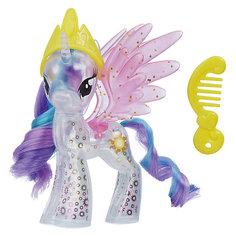 """Игровая фигурка My little Pony """"Пони с блёстками"""" Принцесса Селестия Hasbro"""