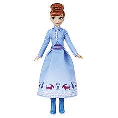 "Кукла Disney Princess Холодное сердце ""Рождество с Олафом"" Анна Hasbro"